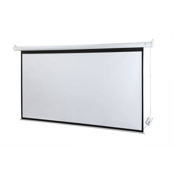 "Amazon.com: Homegear 120"" HD Motorized 16:9 Projector Screen W/ Remote Control: Office Products"