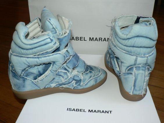 Isabel Marant Denim OH MY OH MY