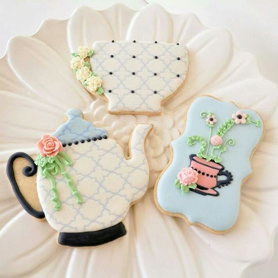 Teatime Cookies