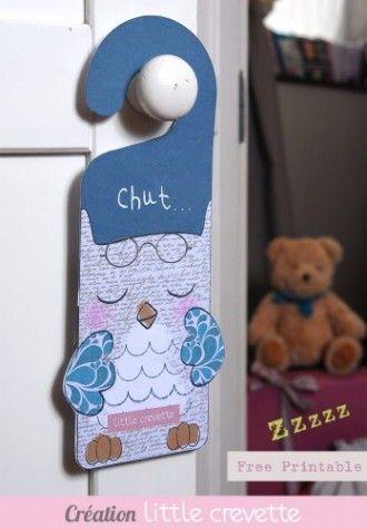 tuto accroche porte hibou chambre enfant activit es manuelles minime pinterest blog et b b. Black Bedroom Furniture Sets. Home Design Ideas