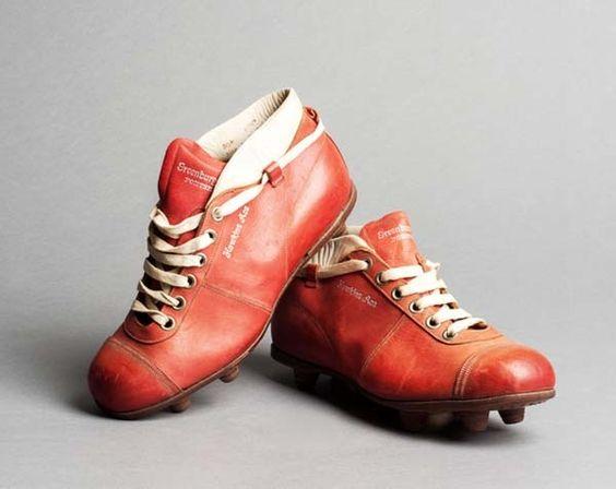 Vintage Football Shoes 80