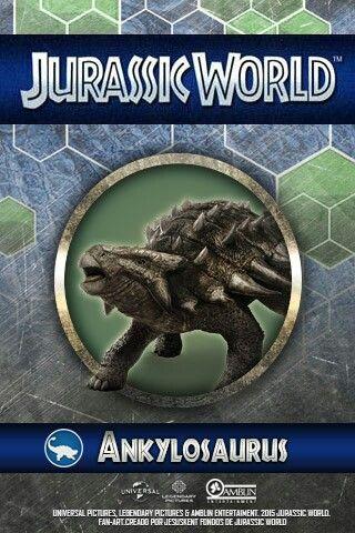 Ankylosaurus fondo