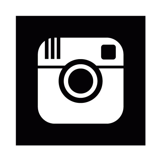 Instagram Logo Vector Black And White