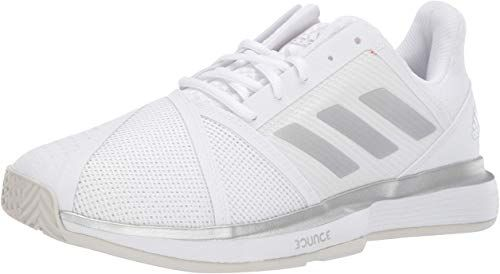 Chic Adidas Women S Courtjam Bounce Wide Tennis Shoe Womens Shoes 65 25 Yournewseasonstyle From Top Store In 2020 Adidas Women Tennis Shoes Womens Fashion Shoes
