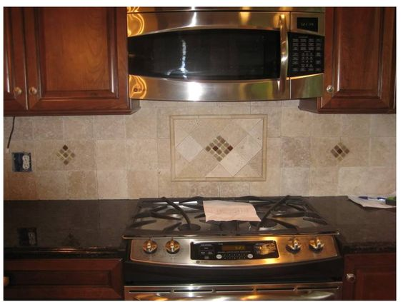 Kitchen Backsplash Ceramic Tile Backsplash And Tile On Pinterest