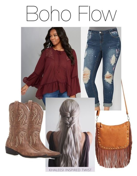 """Boho Flow"" by smilesmakesunshine on Polyvore featuring Street Level and Wet Seal"