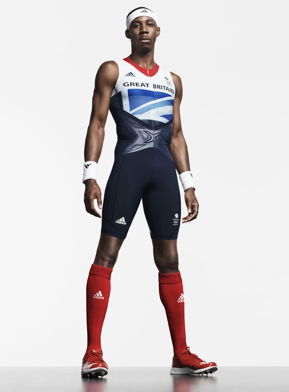 Team Great Britain Olympic uniforms at #london2012