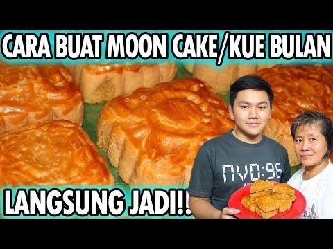 Cara Buat Moon Cake Kue Bulan Langsung Jadi Ga Pake Ribet Youtube Mooncake Bulan