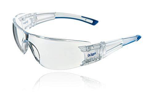 Dräger X Pect 8330 Gafas De Seguridad Lentes De Protección Rayos Uv Antivaho Dieléctricas Gafas De Seguridad Lentes De Proteccion Gafas