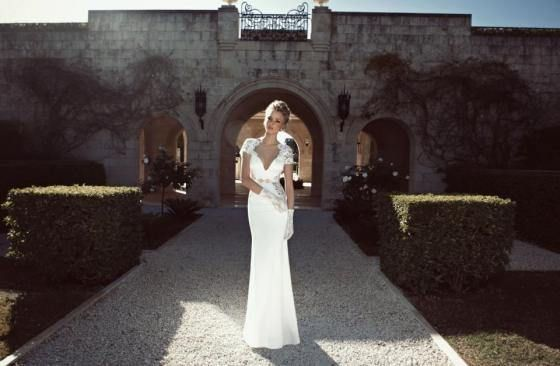 Zoog Bridal 2013 Collection Gallery - She Wears White