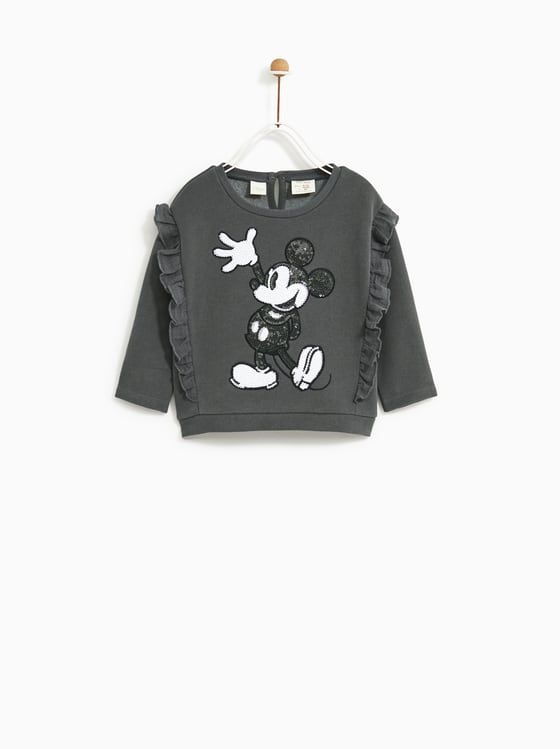 MICKEY MOUSE® SWEATSHIRT | Vêtements filles, Vêtements bébé