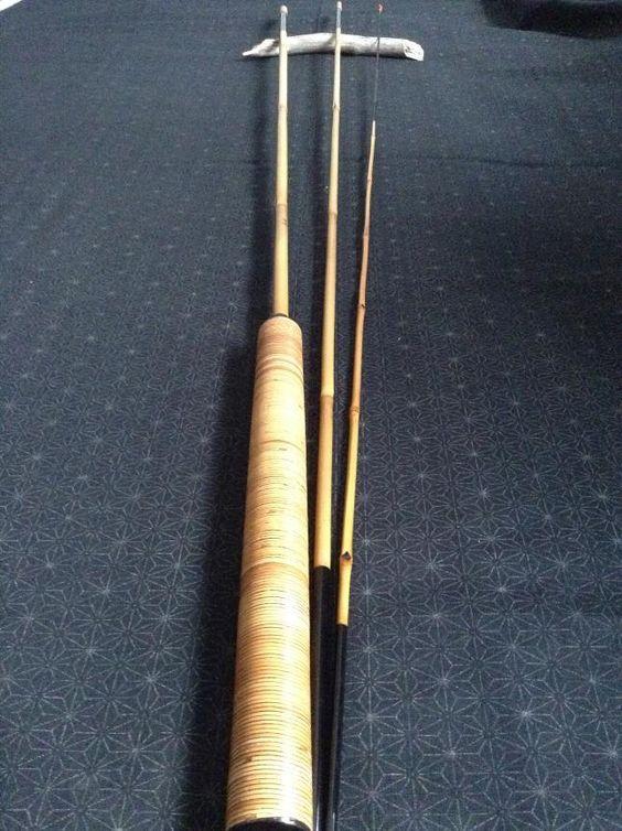 Bamboo on pinterest for Tenkara fishing rods