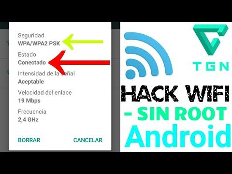 Descifrar Claves Wifi Wep Wap Wap2 Desde Android 2017 Cesargbtutoriales Youtube Claves Wifi Wifi Contraseña Wifi