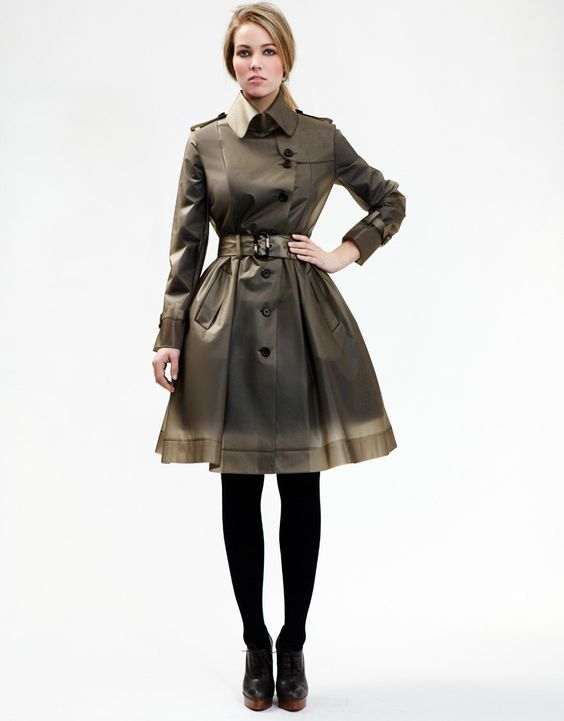 Designer Raincoats: Find Designer Raincoats at TerraNewYork