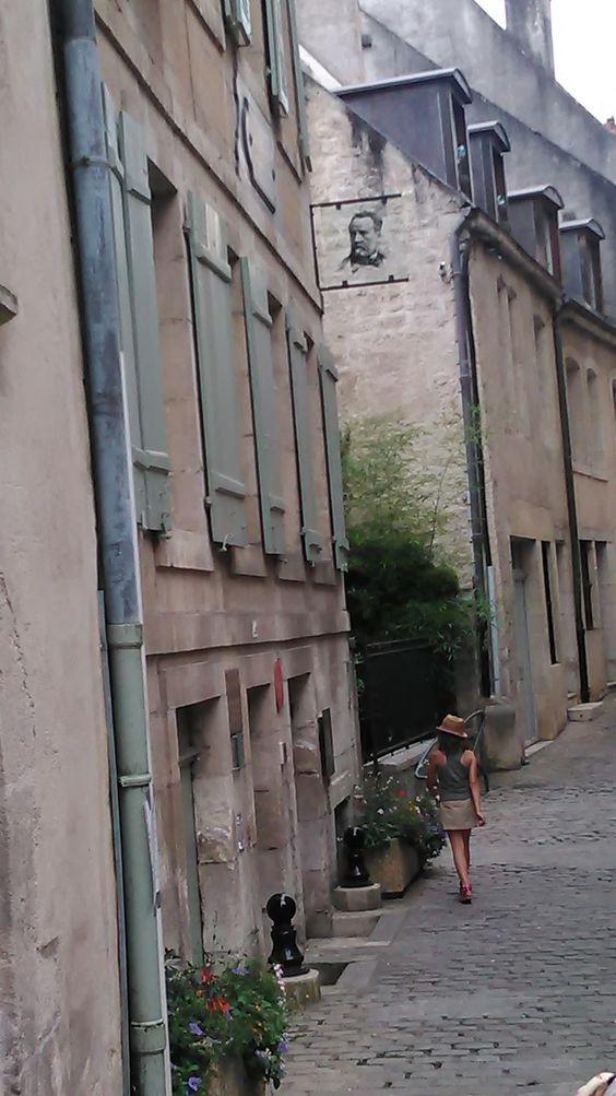 Maison de Louis Pasteur - Dole - Jura