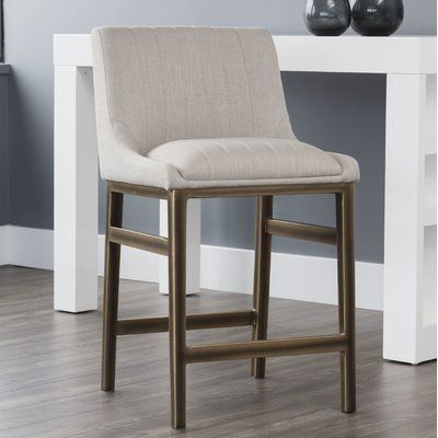 Sunpan Modern Irongate Halden 26 Bar Stool With Images Bar