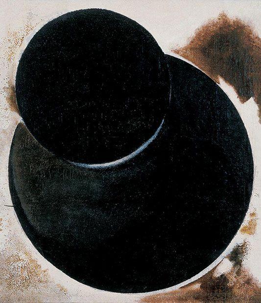 Alexander Rodchenko, Non-Objective Composition, 1918•