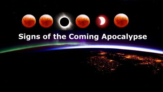Blood Moons & Solar Eclipse 2015 Signs of the Coming Apocalypse, Church Warns (+Video)