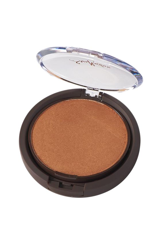 SheaMoisture Cosmetics Illuminating Mineral Bronzer | https://thehautemommie.com/haute-find-black-owned-beauty-lines/