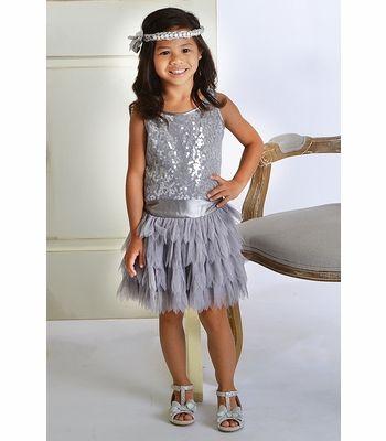 Biscotti Girls Dress Silver Snowflake  Tween Dresses  Pinterest ...