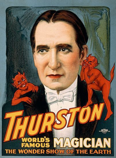 Thurston Magic Magician Poster 14 of 18
