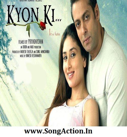Kyon Ki Itna Pyar Mp3 Song Download Www Songaction In In 2020 Mp3 Song Download Mp3 Song Free Movies Online