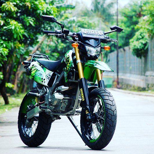 Jual Kawasaki Klx Cc