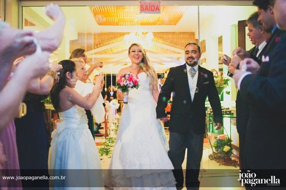 Casamento da Milena e do Fabiano