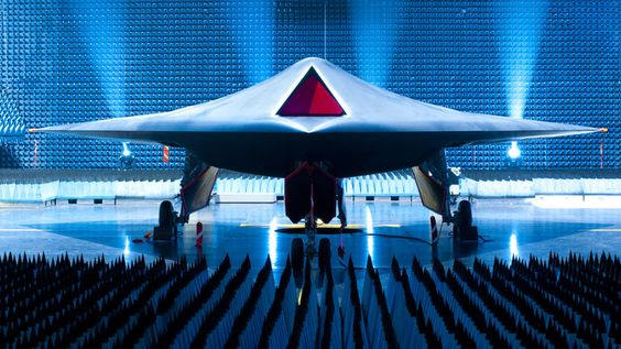 Taranis. The UK's supersonic, unmanned combat air vehicle, or UCAV, is named after the Celtic god of thunder. It's ready for takeoff after 10 years of research.