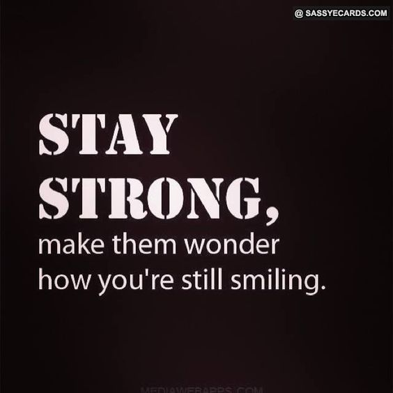 Stay Strong...@Lindsay Dillon Nathanson & Depressed<3 you'll make it sweetie