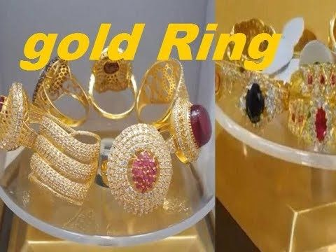 Gold Rings Designs For Women Latest New Designs Fashion 2018 Razik Je Gold Ring Designs Ring Designs Gold Rings
