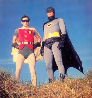 BATMAN AND ROBIN..If I remember right I think this came on before Bewitched..so I watched it everyday. - Bing Images