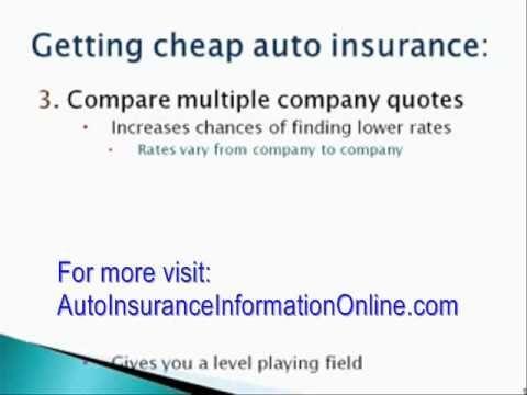 Insurance Quotes California