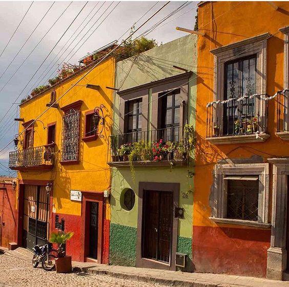 San Miguel de Allande, Mexico.