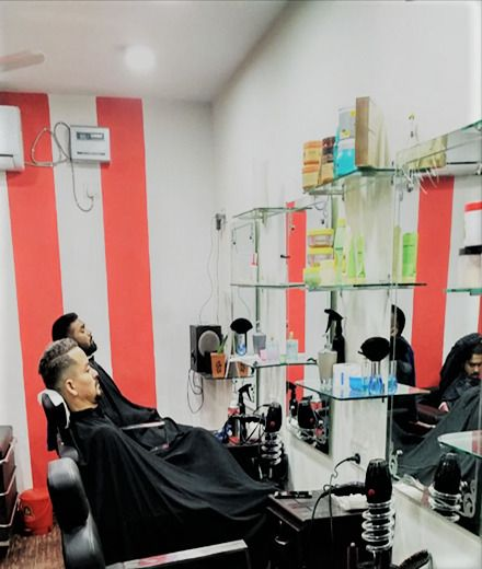 Male Hairdressers Near Me