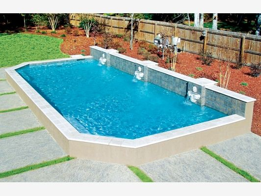 Roman/Grecian Pools | Blue Haven Pools   Home And Garden Design Ideau0027s |  Outdoor Inspiration | Pinterest | Roman, Backyard And Outdoor Spaces