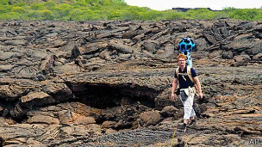 Las islas Galápagos podrán explorarse a través de Google StreetView