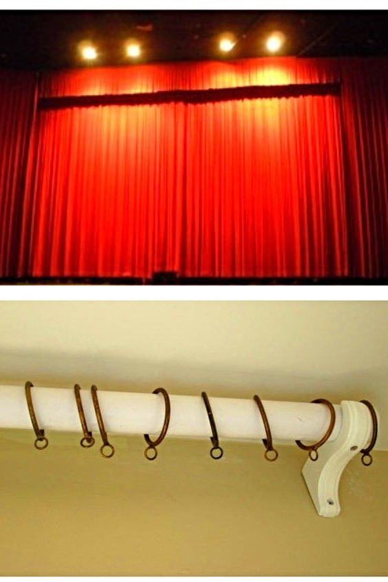 Pinch Pleat Curtains With Pin Hooks And Can You Hang Curtain Rods