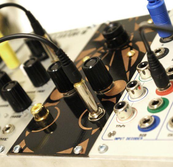BPMC & FOLKTEK Apparition video synthesizer module