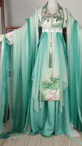 Chinese Women Traditional Royal Fairy Dress Cheongsam ... - photo#37