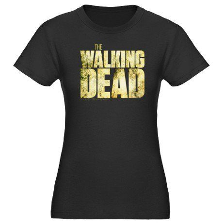 The Walking Dead T-Shirt on CafePress.com