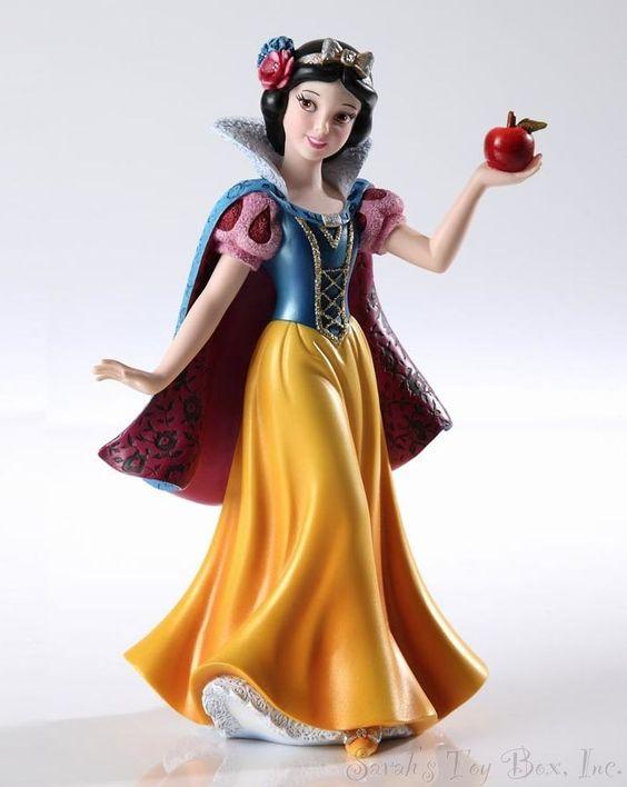 jim shore couture   Disney Jim Shore Couture de Force Snow White