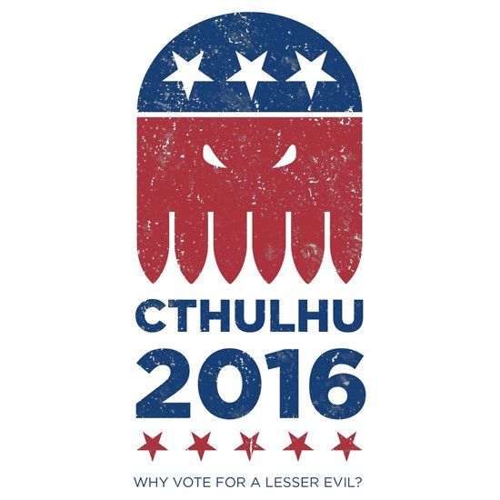 Image result for cthulhu 2016