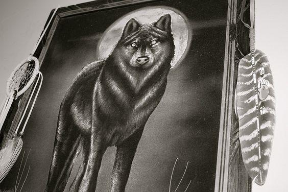 Wolf, via Flickr.