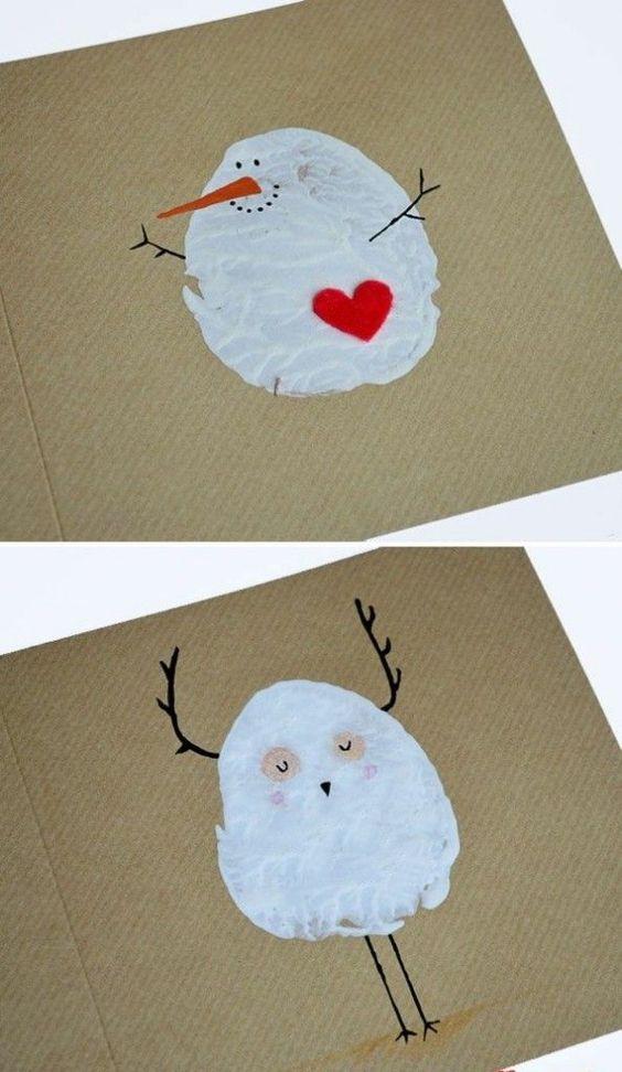 bastelideen rot herz weihnachten schneemann weihnachtskarten basteln pinterest. Black Bedroom Furniture Sets. Home Design Ideas