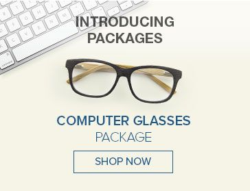 Computer Glasses Package