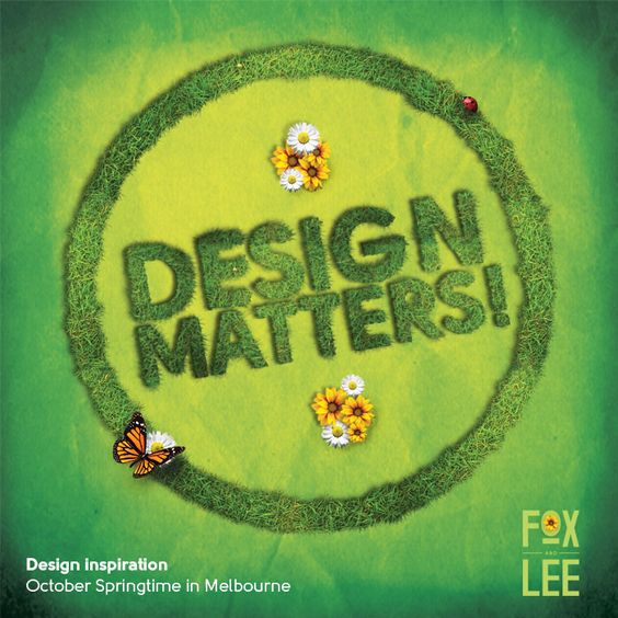 Design matters everyday at Fox & Lee and we love to be inspired by this amazing city during spring carnival…even if it is hayfever season. #fldesignmatters #graphicdesign #design #melbournespring #springcarnival #foxandlee