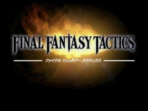 PS1:FFTオープニング - YouTube