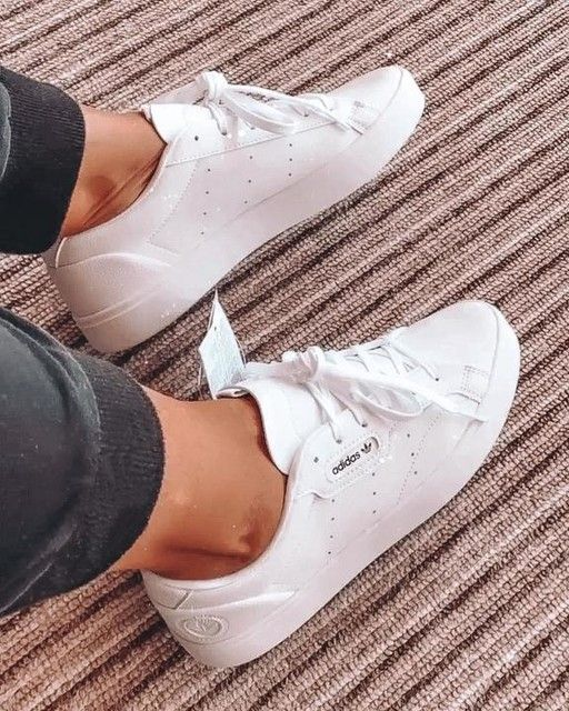 adidas sleek vegan