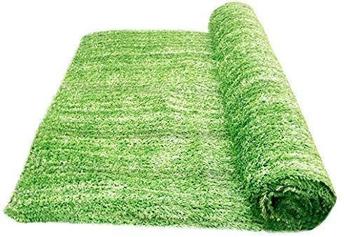 Amazon Com Artificial Grass Area Rug Grass Height 0 4 Size 4 Feet X 6 Feet Perfect Color Sizing Outdoor Carpet Artificial Grass Rug Artificial Grass